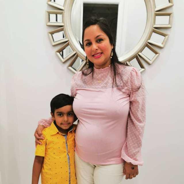 Kavita Sookhoo Pregnant