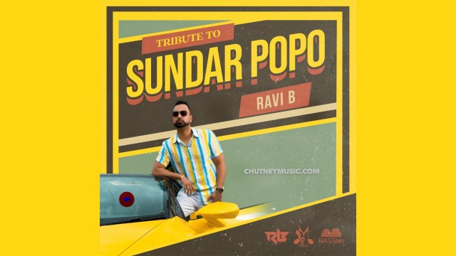 Ravi B | Tribute to Sundar Popo (Official Music Video)