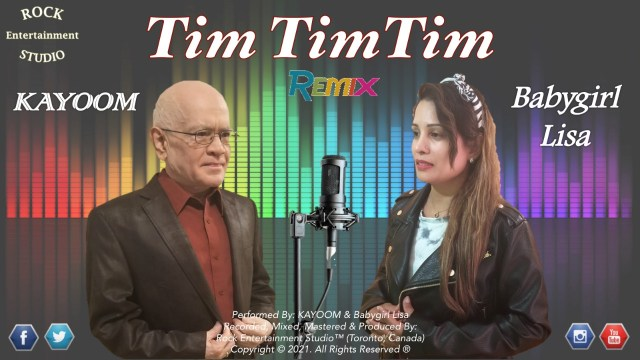 Kayoom & Babygirl Lisa - Tim Tim Tim (Bollywood Remix 2021)