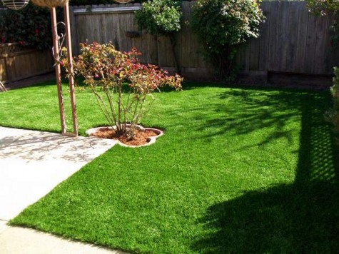 watsonville artificial lawn example