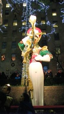 tượng người lính thổi kèn
