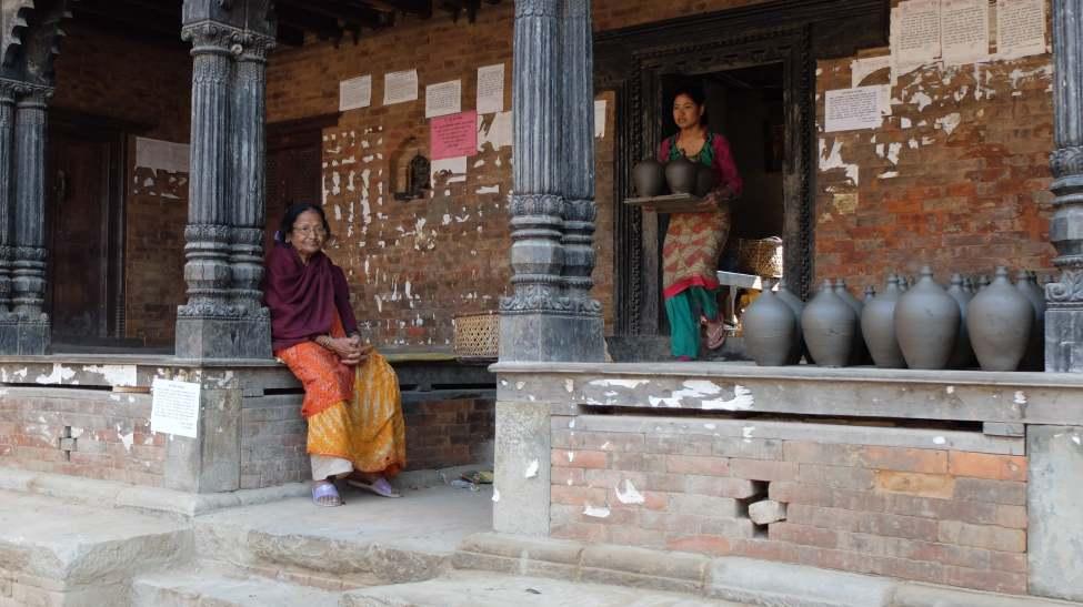 Pottery Square - Bhaktapur