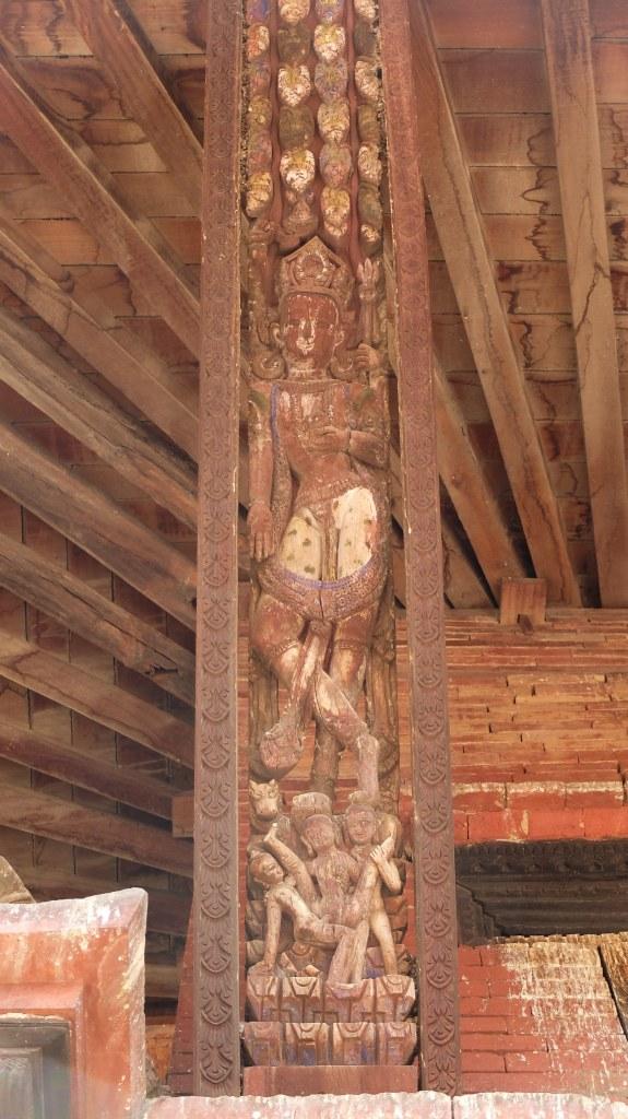 Shiva - Kamasutra - Temple - Nepal
