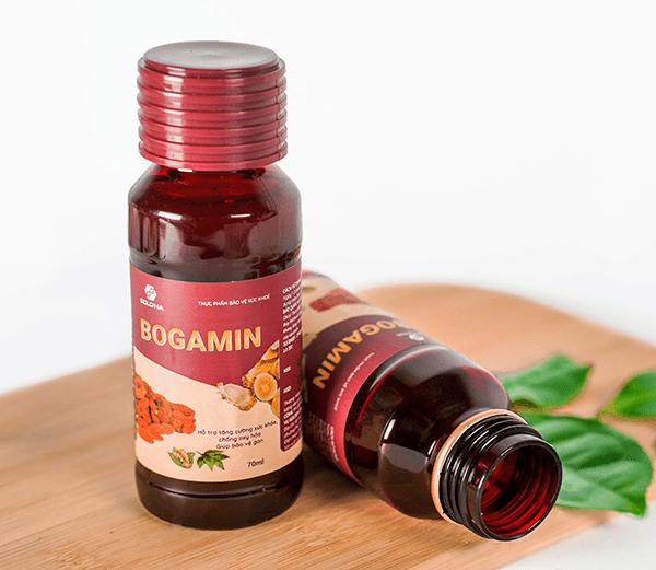 BOGAMIN – Giải pháp hỗ trợ giải độc, tăng cường chức năng gan từ thiên nhiên