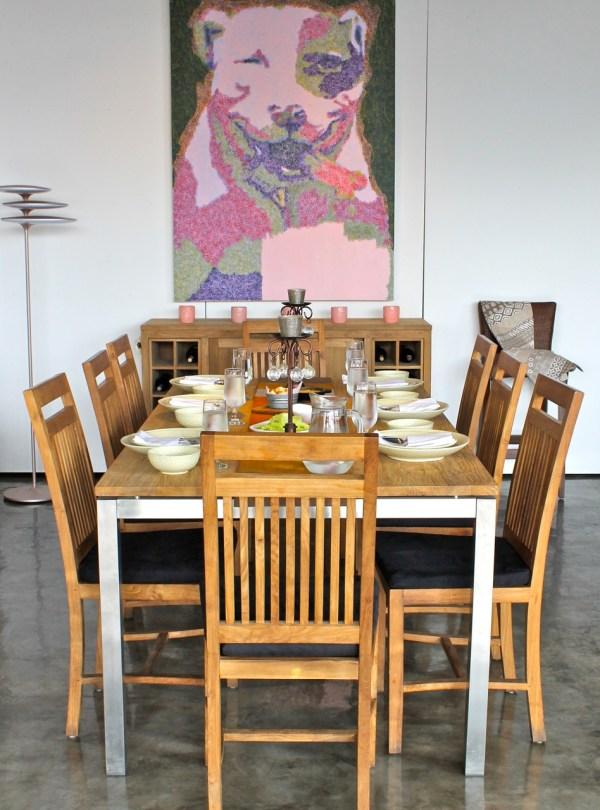 KOI Dining Set03