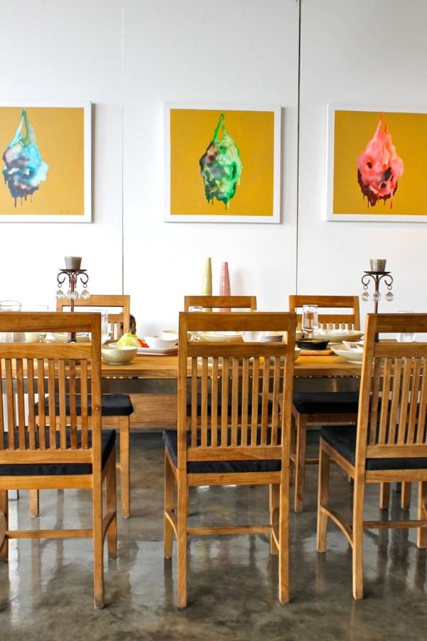 KOI Dining Set05