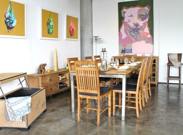 KOI Dining Set06
