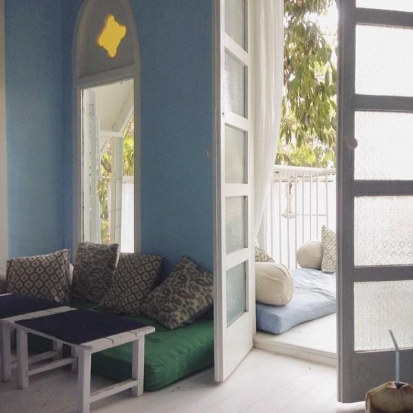 The Yoga House interior