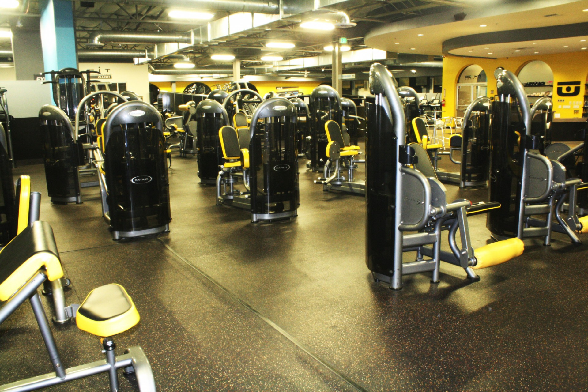 Chuze Fitness Gym In Mission Valley Ca San Diego Low