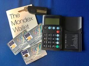 MONDEX wallet