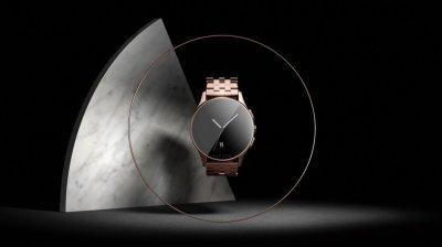 Chytré hodinky od Vector by mohly již brzy být poháněny solární energií