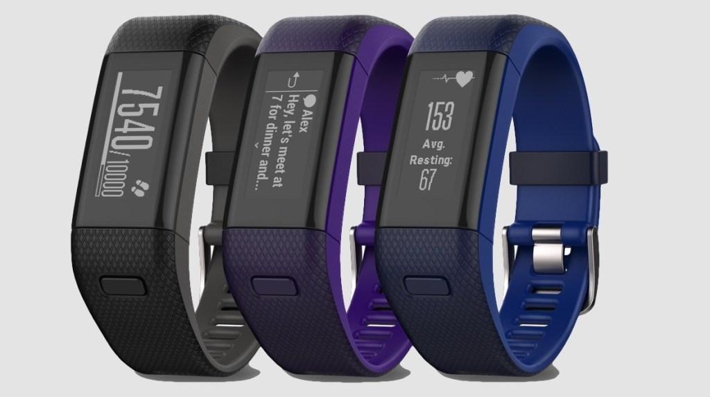 Garmin Vivosmart HR+ přichází s funkčností GPS