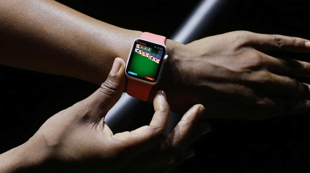 15 nejlepších her pro Apple Watch