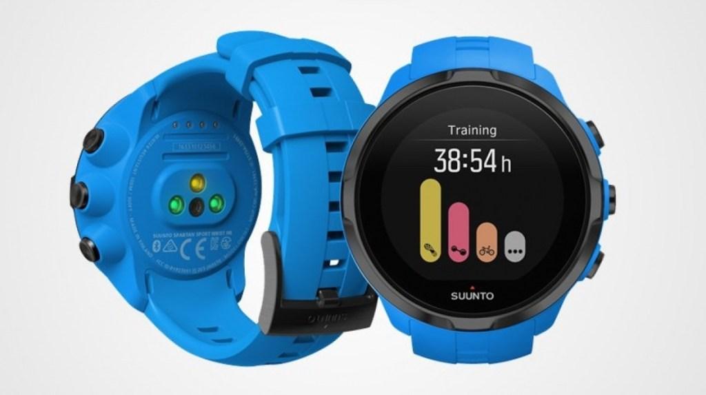 Sport Wrist HR – nový model chytrých hodinek od Suunto