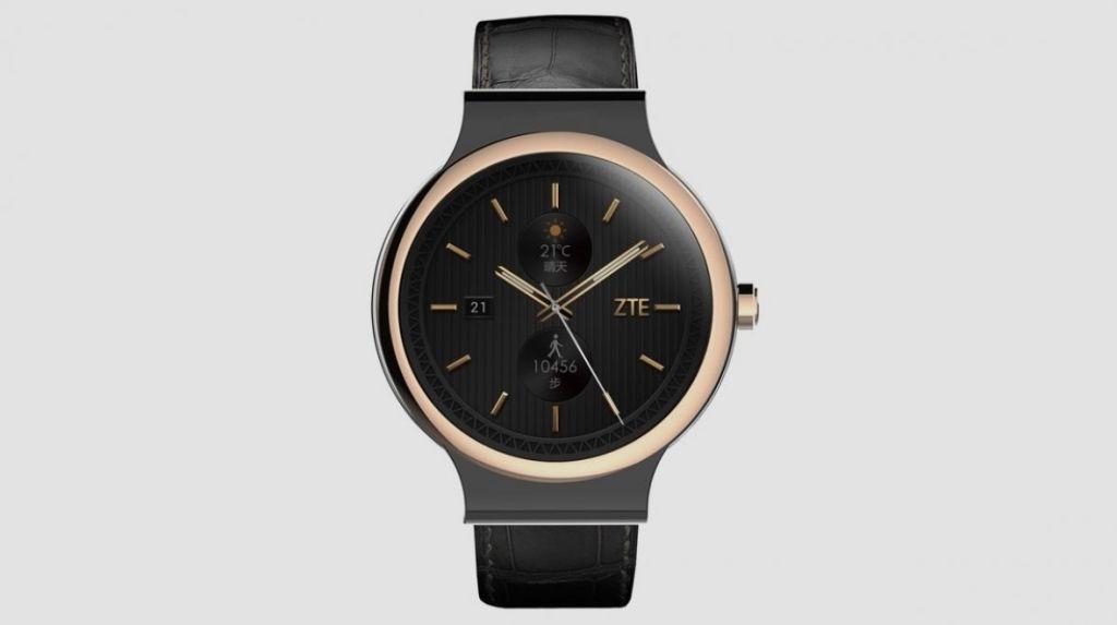 ZTE Axon Watch přinášejí ovládání gesty
