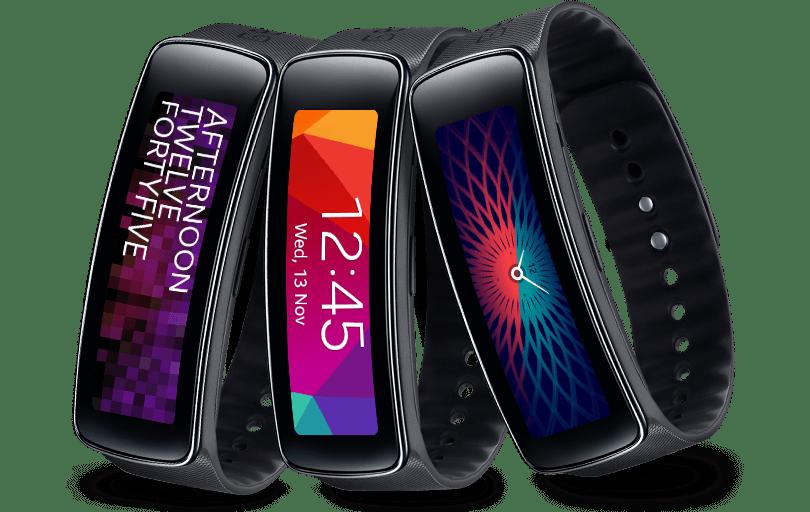 Samsung registroval ochrannou známku pro zařízení Gear Fit Pro