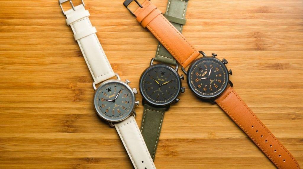 Další hodinkový projekt na Kickstarteru!