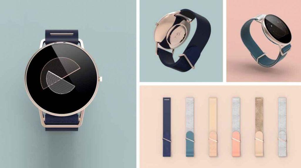 Shammane, žensky zaměřené chytré hodinky, míří na Indiegogo