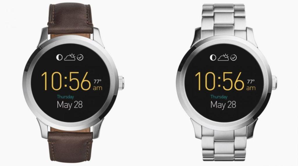 Řada nových chytrých hodinek a náramků od Fossil