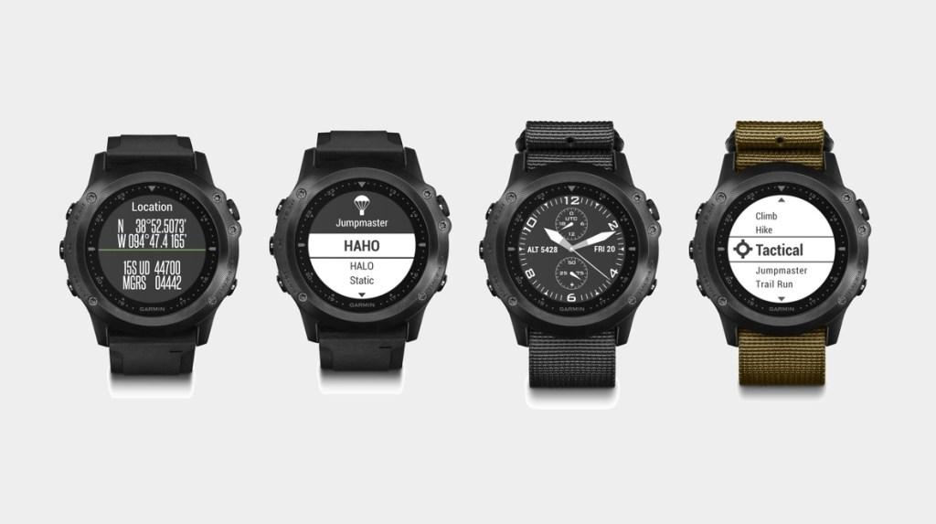 Garmin Tactix Bravo – GPS hodinky ve vojenském stylu