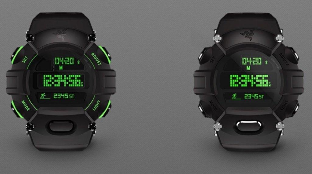 Razer Nabu Watch jsou hodinky s roční výdrží baterie a dvěma displeji