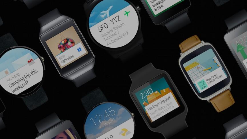 Google potvrdil, které hodinky budou podporovat Android Wear 2.0