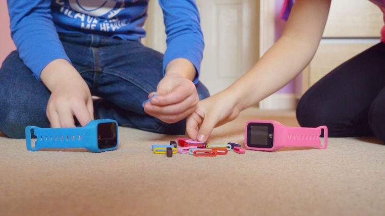 Chytré hodinky, pomocí nichž můžete dohlížet na vaše děti