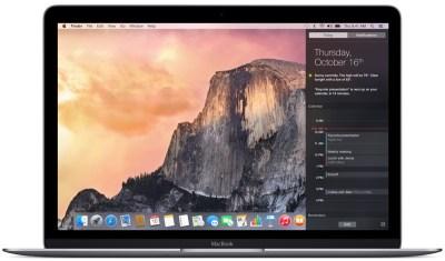 Nový 12-palcový Macbook je terčem posměchu