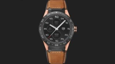 Tag Heuer představil chytré hodinky s cenou 250 000 Kč