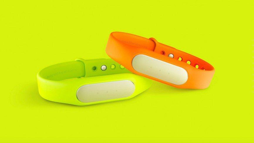 Nový náramek a hodinky od Xiaomi již brzy