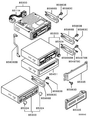 Mitsubishi Minicab U62t Wiring Diagram | Wiring Library