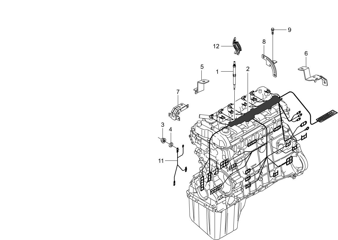 Rexton Engine Engine Wiring D20 D27