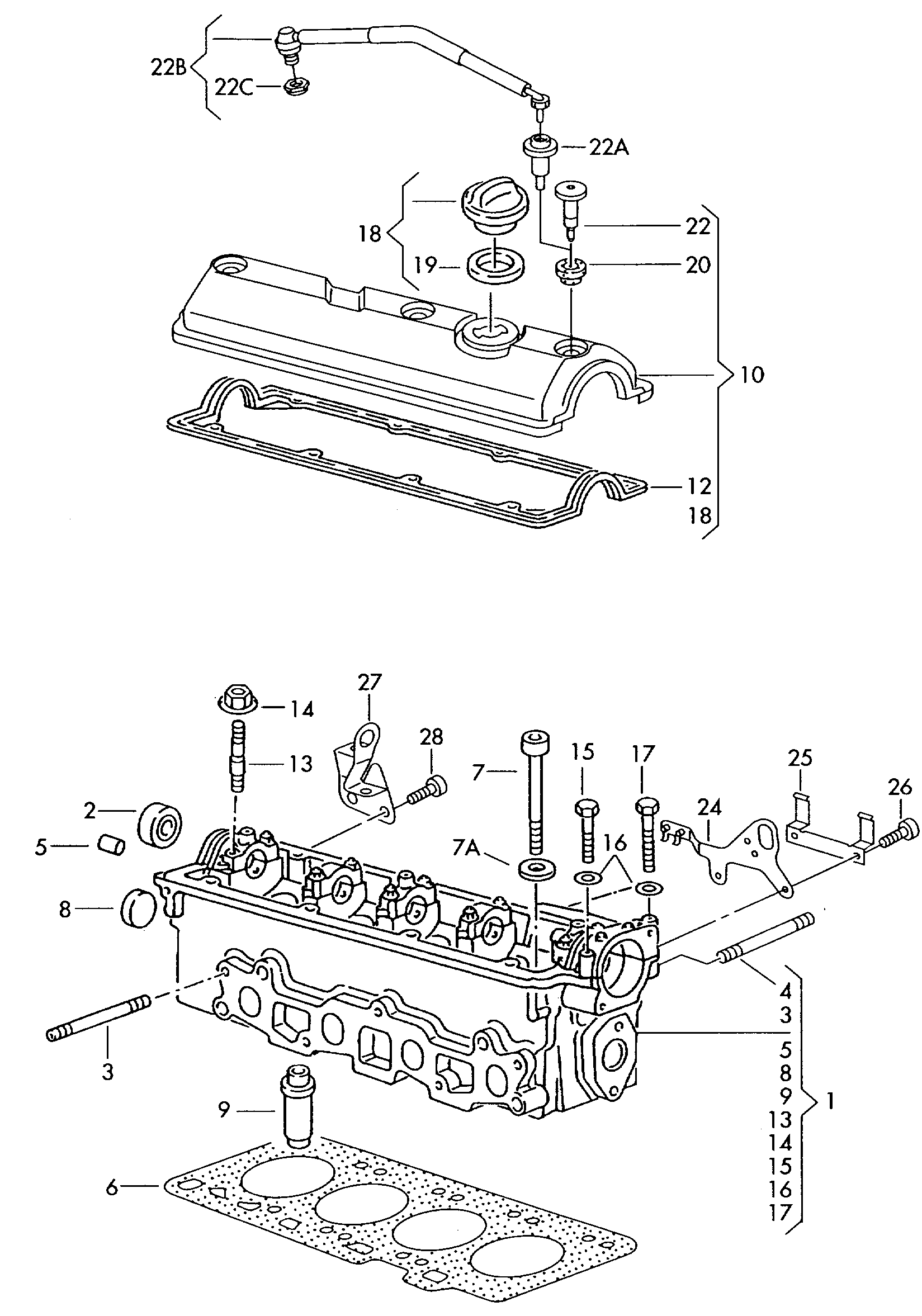 Vw Polo Classic Variant Europe Engine