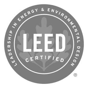 Design toward LEED certification upon demand Cedrus International Saudi Arabia
