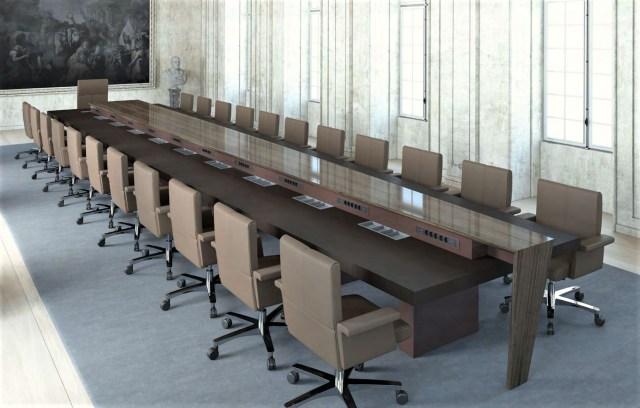 CI BOARDROOM MEETING ROOM CEDRUS INTERNATIONAL SAUDI ARABIA