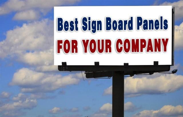 Signboards for Corporate Cedrus International Saudi Arabia