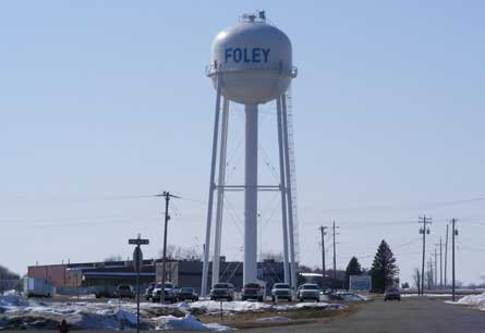 Foley MN Water and Sewer