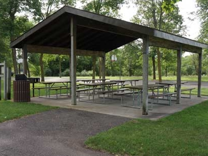 Holdridge Picnic Shelter