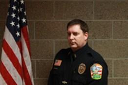 Officer Bart Kothman