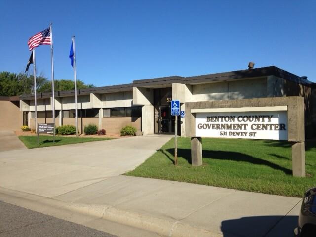Benton County Gov Ctr – med
