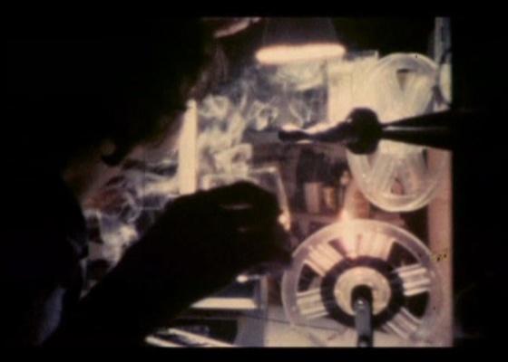 Cena do filme O Vampiro da Cinemateca (1977), de Jairo Ferreira
