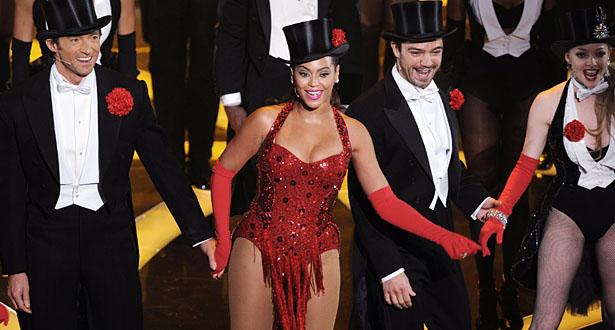 CERIMÔNIA: Hugh Jackman e Beyonce transformam a festa do Oscar em um musical