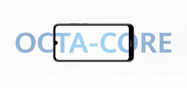 Huawei y6s téléphone processeur octa-core