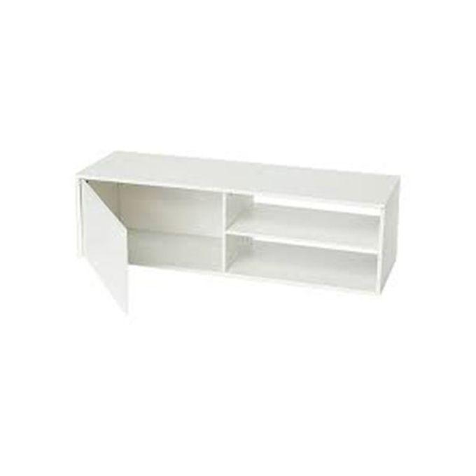 meuble tv kikua blanc