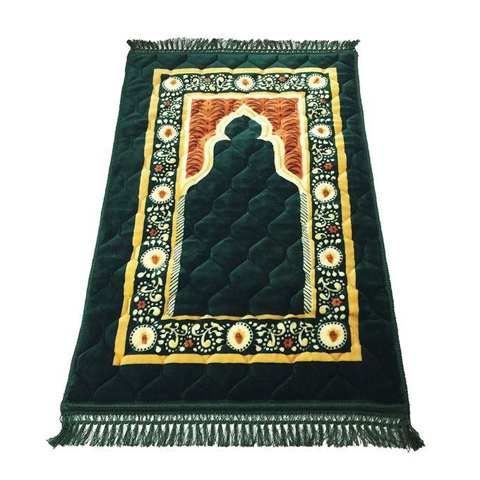 tapis de priere 01 place multicolore