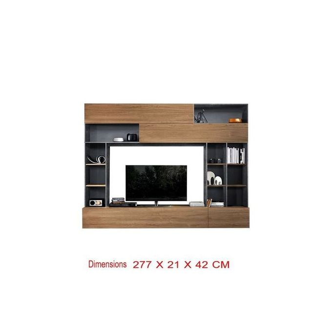 meuble tv dimensions 200 x 40 x 54 cm