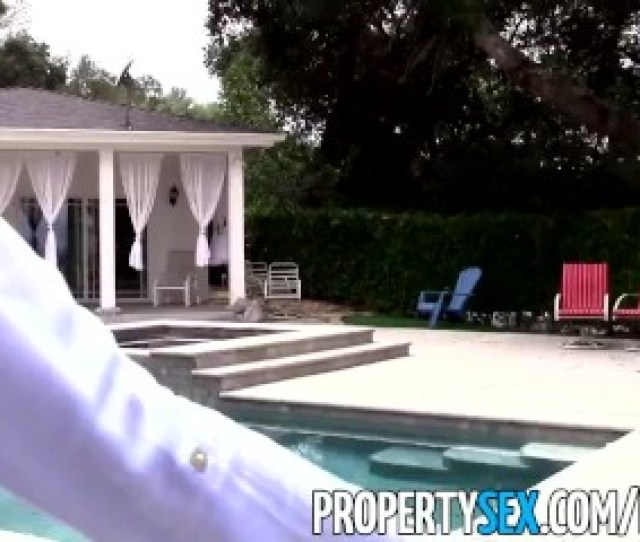 Propertysex Gorgeous Blonde Real Estate Agent Makes Sex Video With Client