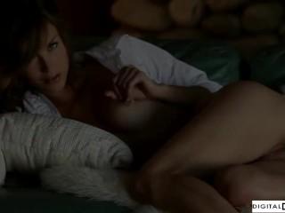 Malena Morgan Pleasuring Herself