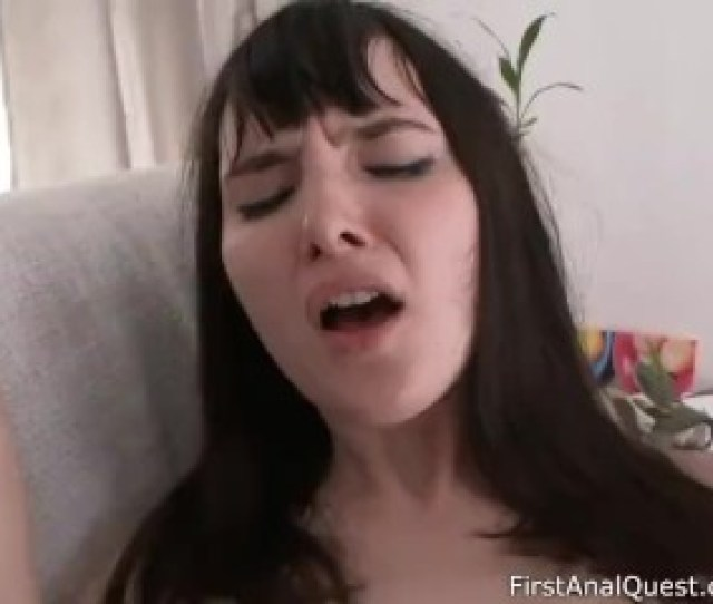 First Time Anal Sex With The Inexperienced Lita Black