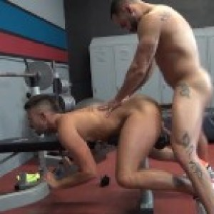 EXCELLENT FUCK AT THE GYM